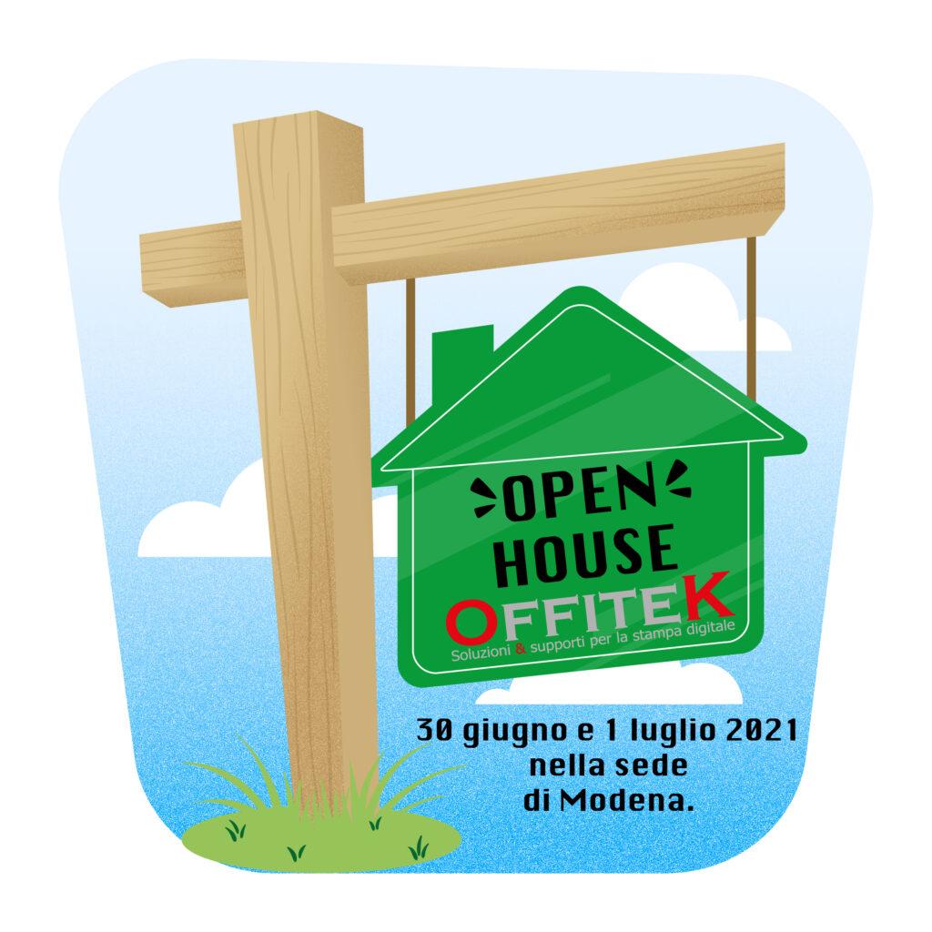 open House 30 giugno/1luglio